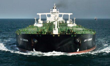 NYK recibe la entrega del primer VLCC equipado con depurador