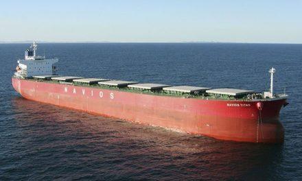 Navios Partners reembolsa un préstamo de USD 418,5 millones