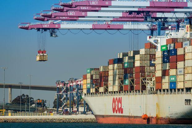 OOIL de COSCO cierra la venta de la terminal de contenedores de Long Beach