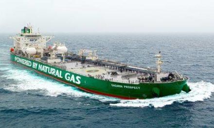 Otros dos petroleros de Sovcomflot completan los viajes de la Ruta del Mar del Norte