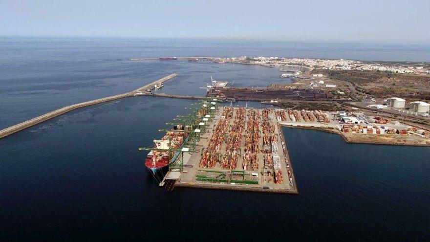 Portugal lanza licitación para la terminal de Vasco da Gama en el puerto de Sines