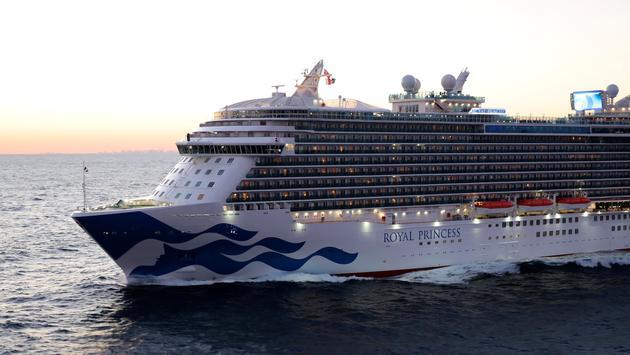 Princess Cruises revela el nombre del 6º barco Royal-Class