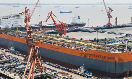 SBM Offshore obtiene un préstamo para financiación del buque FPSO Liza Unity