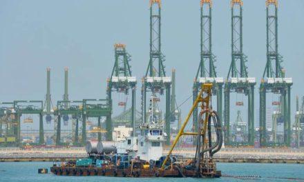 Singapur aumenta la eficiencia portuaria con una nueva herramienta digital