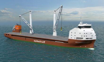 Spliethoff encarga dos nuevos buques en China