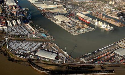 Tarmac se une a Forth Ports para la nueva terminal de Tilbury2 en Londres