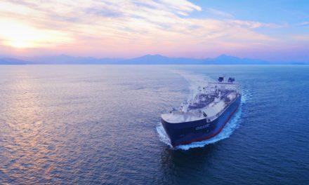 Total lanza su primer buque búnker de GNL