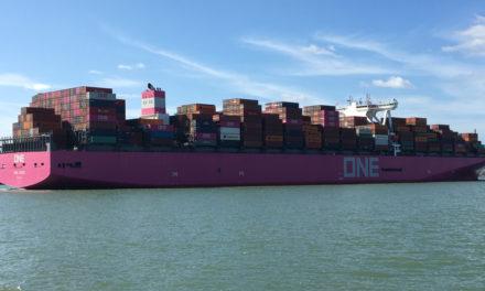 Tres grandes compañías navieras japonesas concluyen primer semestre del 2019 con beneficio