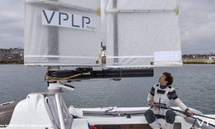 VPLP presenta un diseño RoRo mejorado con velas `Oceanwings´