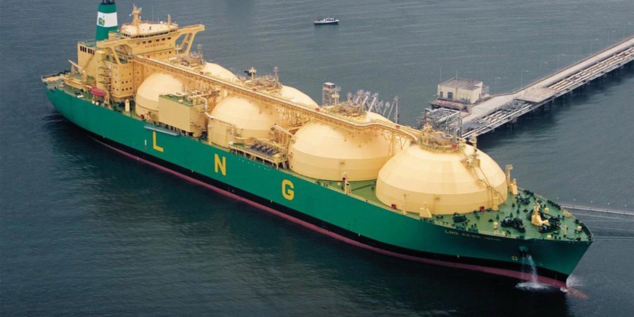 VesselsValue: El crecimiento del gran sector del GNL continuará en 2020
