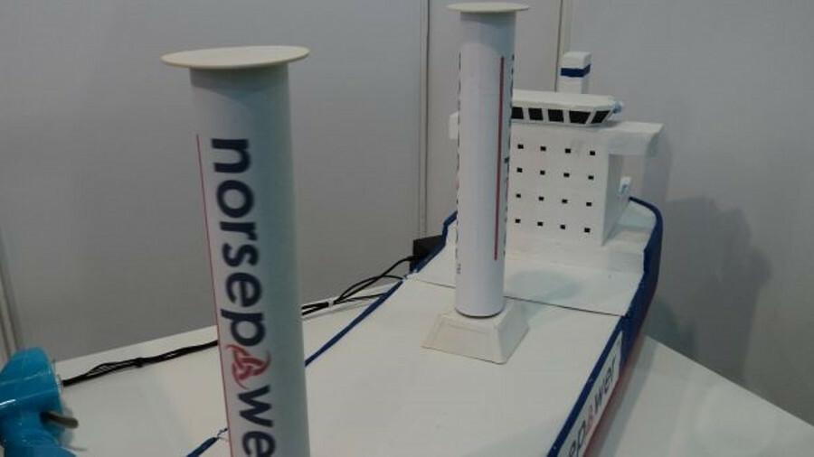 Wärtsilä y Norsepower se asocian para prestar servicios de propulsión eólica para el transporte marítimo