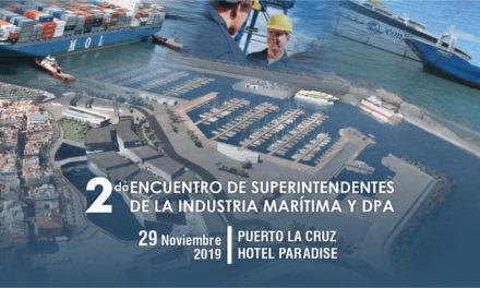 2do Encuentro de Superintendentes de la Industria Marítima y DPA