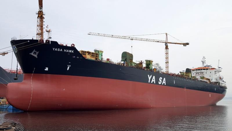 Armador turco ordena la construcción de dos petroleros en Corea del Sur