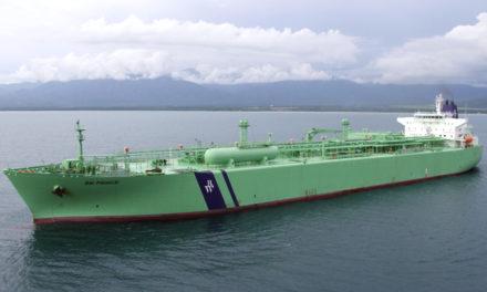 BW GLP venderá sus dos grandes buques de transporte de gas