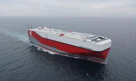 Comienza la construcción de buque de transporte de GNL de K Line