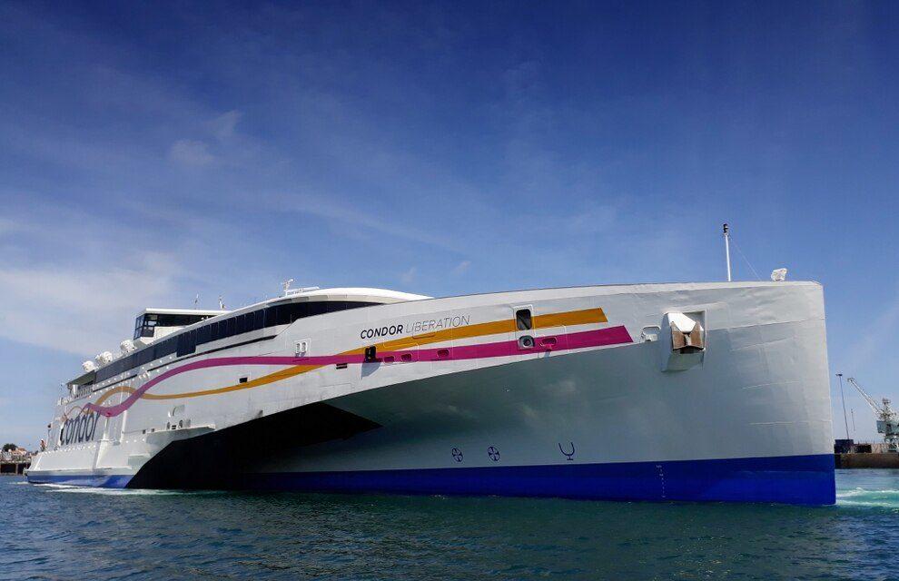El consorcio Brittany Ferries compra Condor Ferries