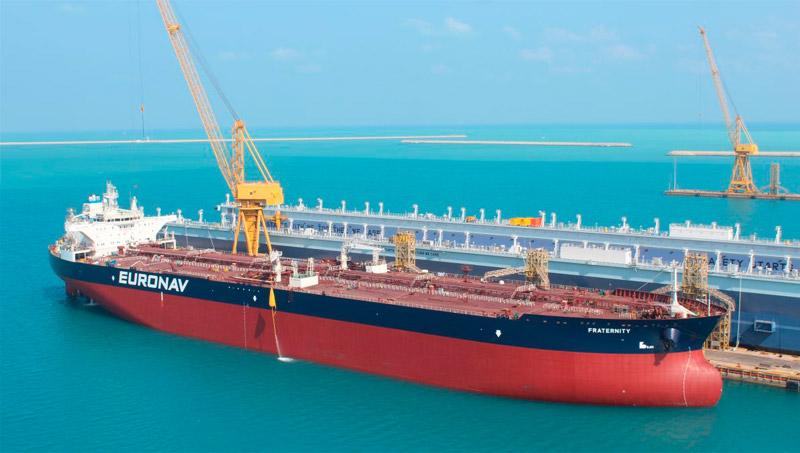 Euronav compra dos buques Suezmax con nuevos socios de empresa conjunta