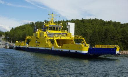 Finlandia construirá otro ferry eléctrico