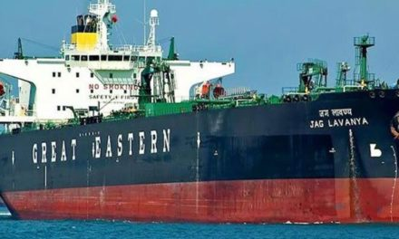 G E Shipping vende petrolero Suezmax