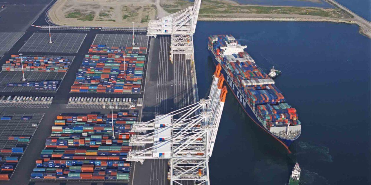 GMP gana la concesión de 34 años para la terminal de contenedores de Le Havre