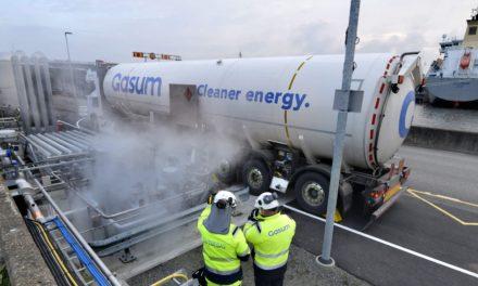 Gasum utilizará las instalaciones de Swedegas para aprovisionamiento de buques de GNL