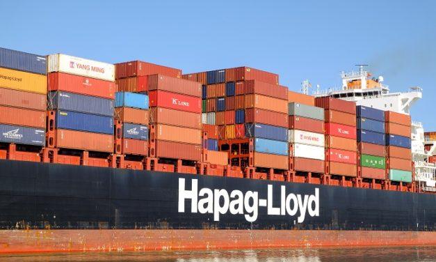 Hapag-Lloyd concreta financiamiento «verde» para la orden de seis ULCS de última generación