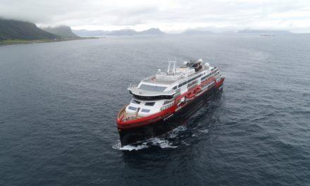 Hurtigruten inicia pruebas de biodiesel