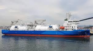 Hyundai Mipo construirá un buque de carga de GNL para un armador asiático