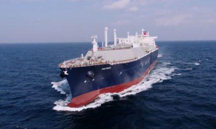 K Line administrará buque de GNL de FueLNG en Singapur