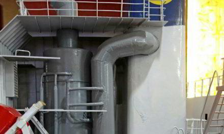 Malasia prohíbe los depuradores de bucle abierto en sus aguas