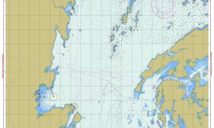 NOAA planea dejar de producir cartas náuticas en papel