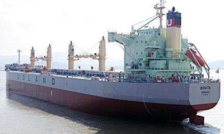 Nueve tripulantes secuestrados en un buque de J.J. Ugland frente a Benin