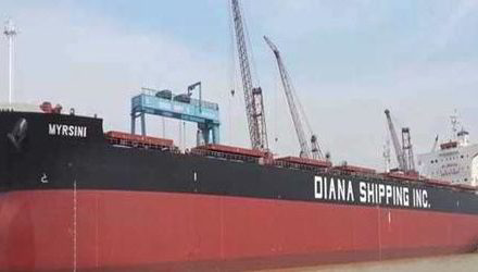 Oldendorff y Phaethon contratan a Diana's Bulkers