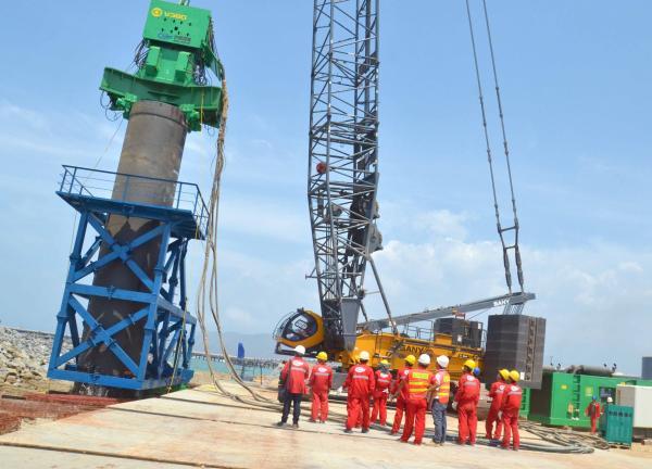 Puerto de Aguas Profundas de Puerto Cabello, más de siete años en construcción