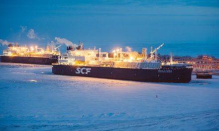 SCF firma acuerdos para buque rompehielos de GNL