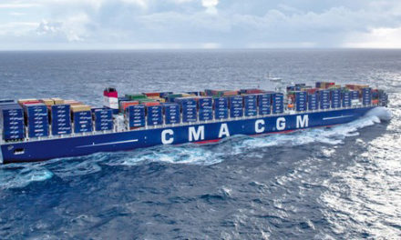 SPDB Financial Leasing adquiere dos buques CMA CGM