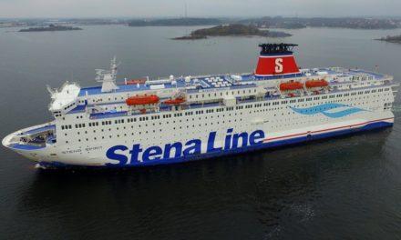 Stena Estrid se une a la flota de Stena Line
