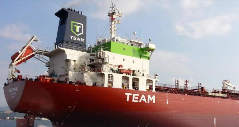 Team Tankers venderá dos de sus barcos más antiguos
