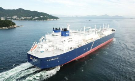 Teekay recibe su nuevo buque rompehielos de transporte de GNL Arc7