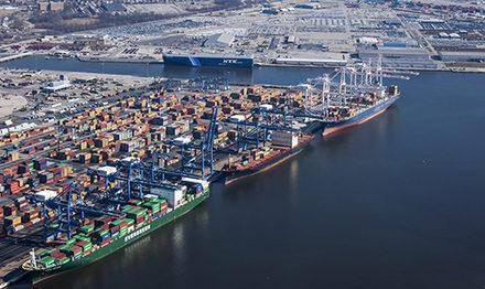Ports America introduce un nuevo sistema operativo de terminal en Baltimore