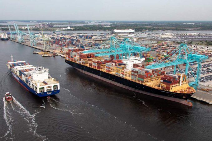 Jaxport y SSA Marine inician la construcción de una terminal de contenedores de 238,7 millones de dólares