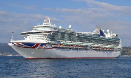 "Crucero ""Ventura"" queda a la deriva cerca de Tenerife"