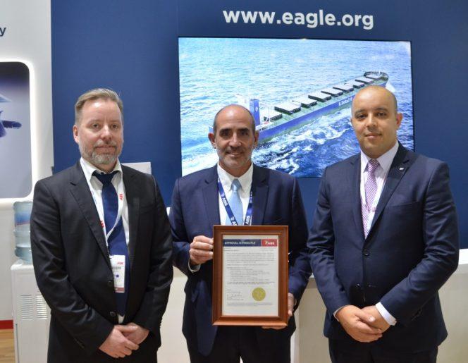 Deltamarin y GTT ganan AIP para el diseño de un Newcastlemax de doble combustible