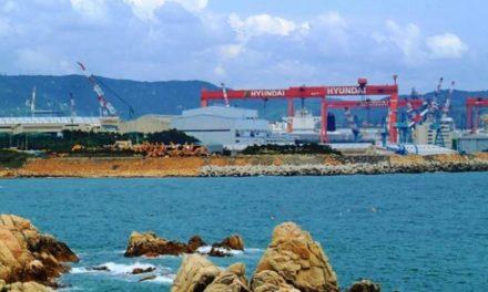 H-Line regresa a Hyundai Samho para otro buque de GNL