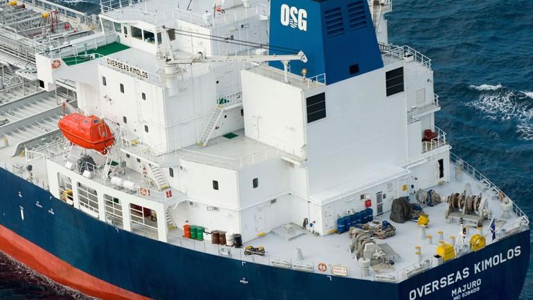 Overseas Shipholding amplía los fletes de cuatro Buques de American Shipping Company