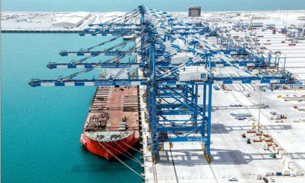 Puertos de Abu Dhabi  en fase de expansión con una inversión prevista de 1.080 millones de dólares