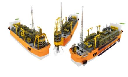 SBM Offshore firma contrato  FPSO de Sepetiba con Petrobras