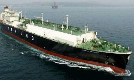 TEN amplía contrato de fletamento para el transporte de GNL a una tarifa más alta