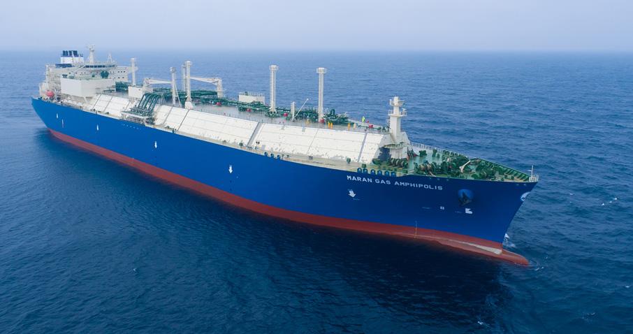 Wilson ampliará su flota con dos nuevos graneleros