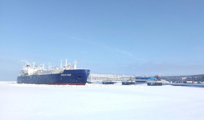 Yamal LNG anuncia inicio de operaciones de nuevo buque rompehielos